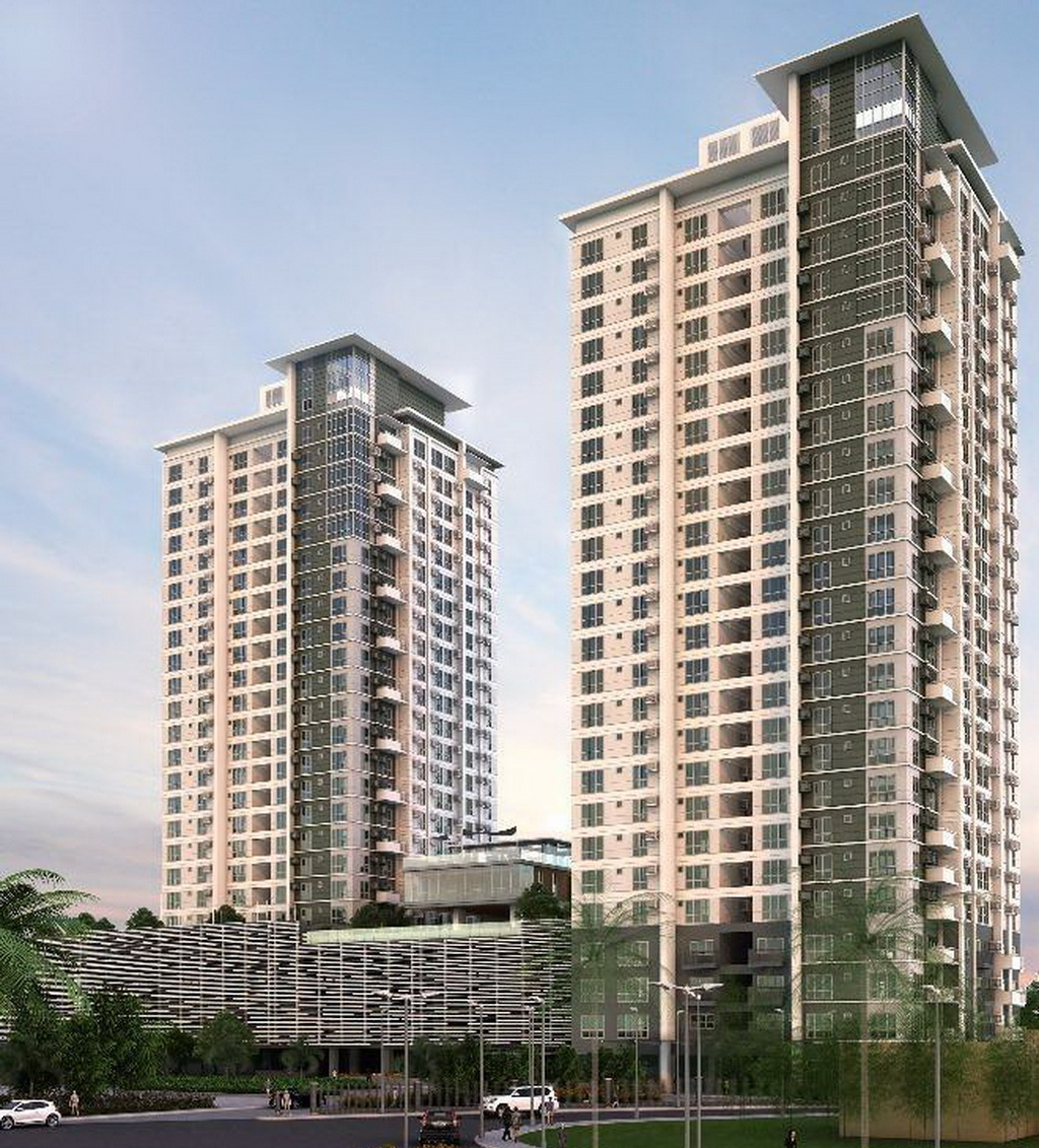 Abreeza Place Tower 2 in Bajada